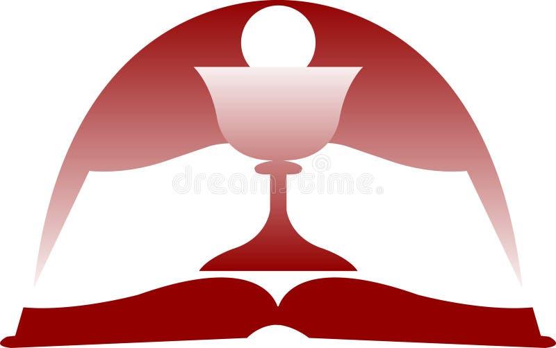 Communion sainte/ENV illustration de vecteur