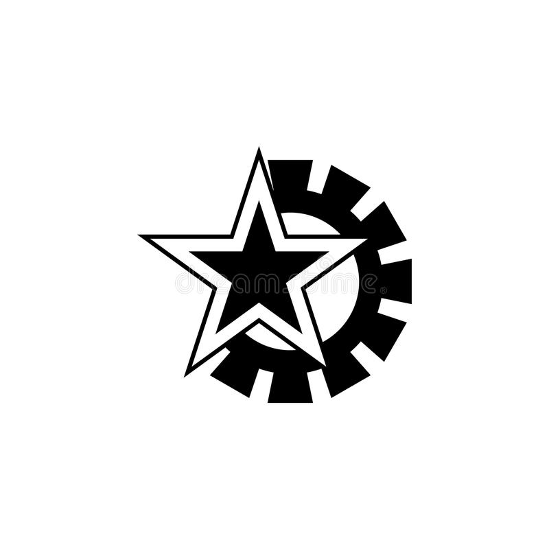 Communist Star Stock Vector. Illustration Of Communism