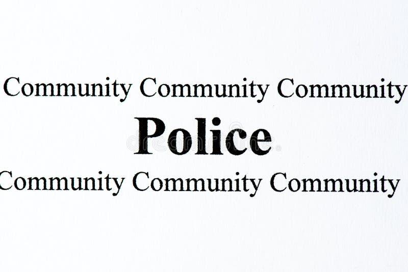 Community lizenzfreies stockfoto