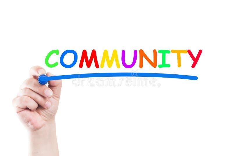 community photo libre de droits