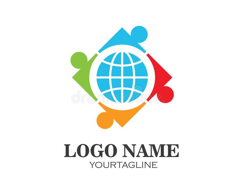 Community, network and social icon design vector vector illustration