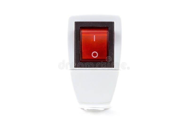 Commutateur électrique. images stock