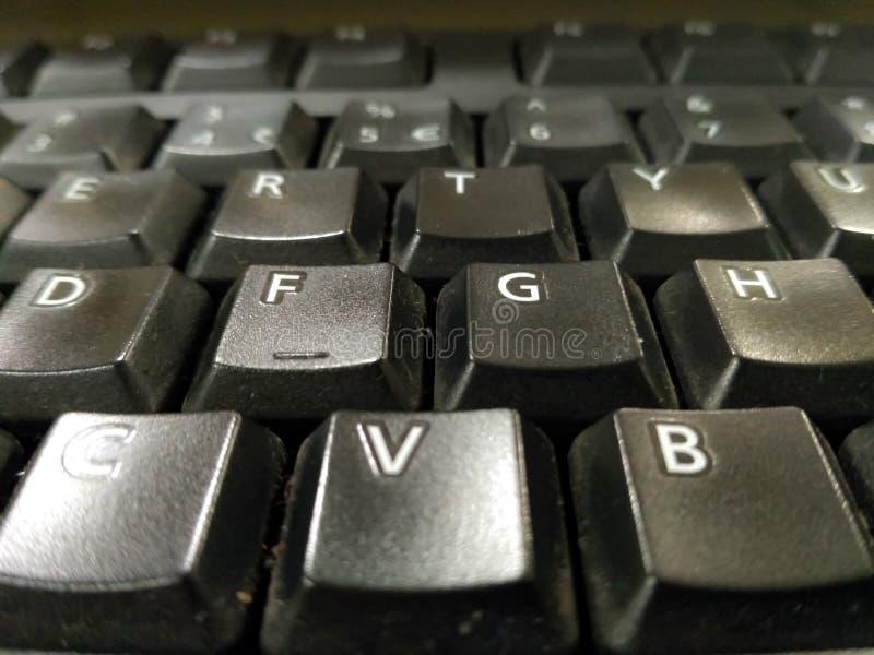 Commutateurs de clavier photos stock