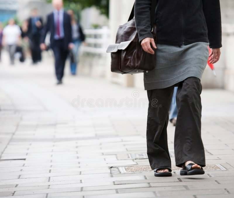 Download Commuters Royalty Free Stock Images - Image: 4167969