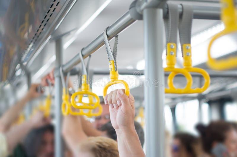 commuting στοκ φωτογραφία