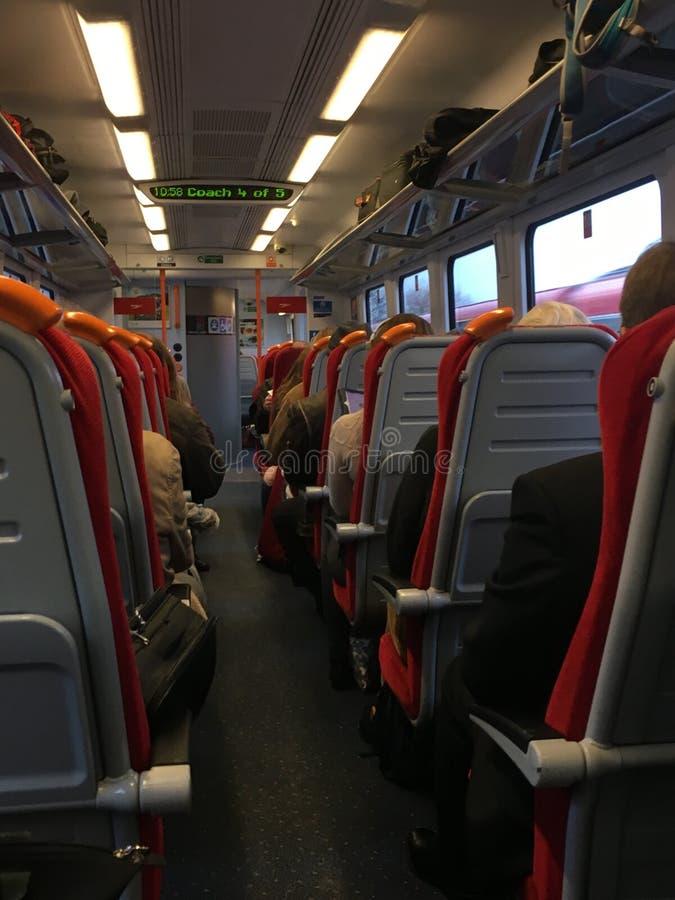commuting στοκ εικόνα
