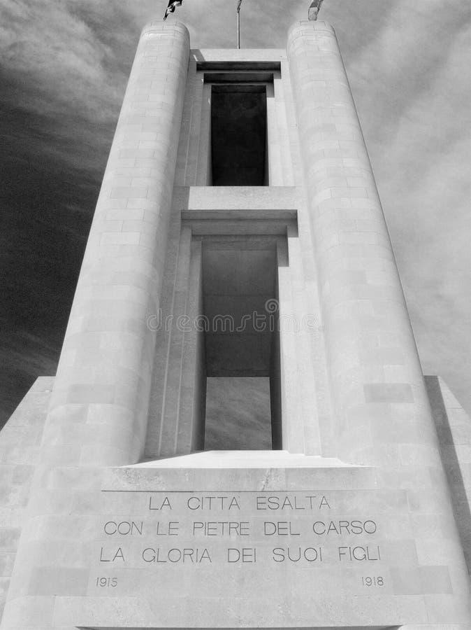 Como landmark Caduti