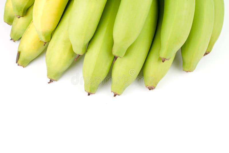 Comp del plátano del verde amarillo foto de archivo libre de regalías