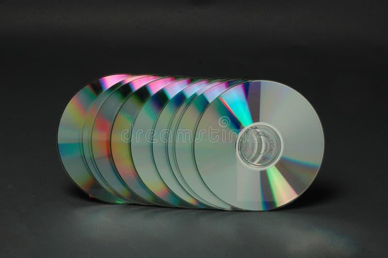 Compact disc 1 immagine stock libera da diritti