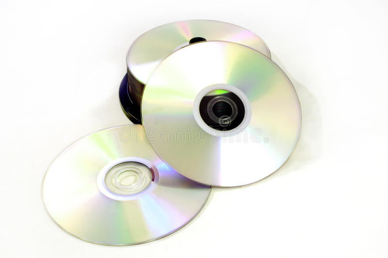 Download Compact Disc stock photo. Image of compact, save, white - 16952546