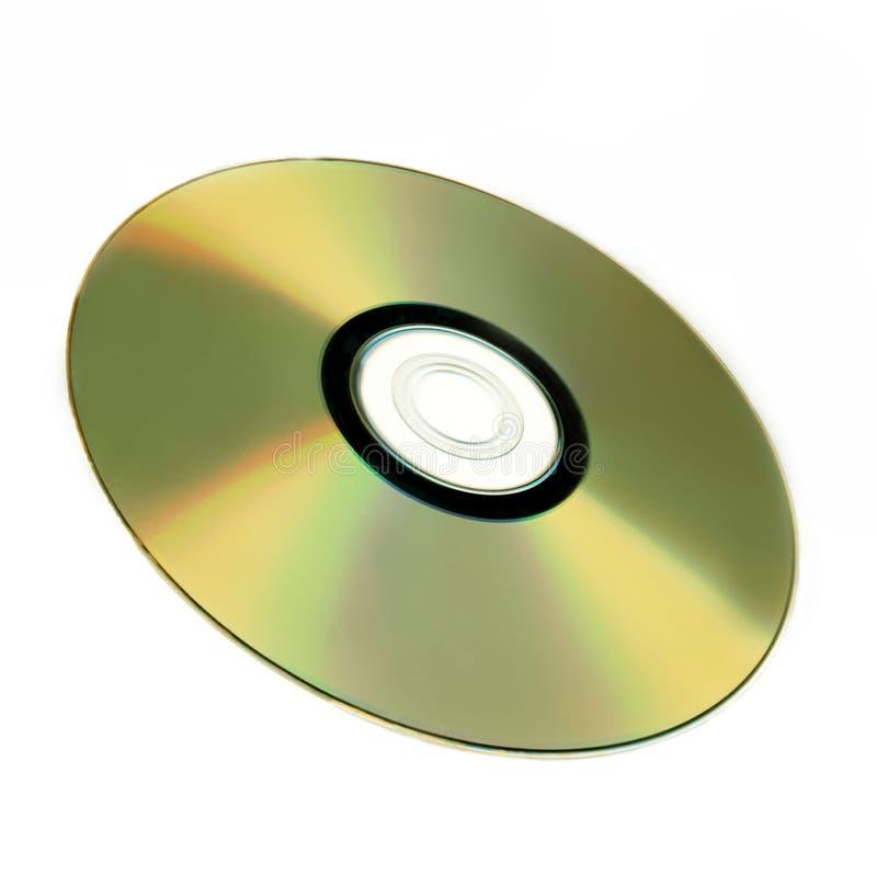 Compact disc fotografia de stock royalty free