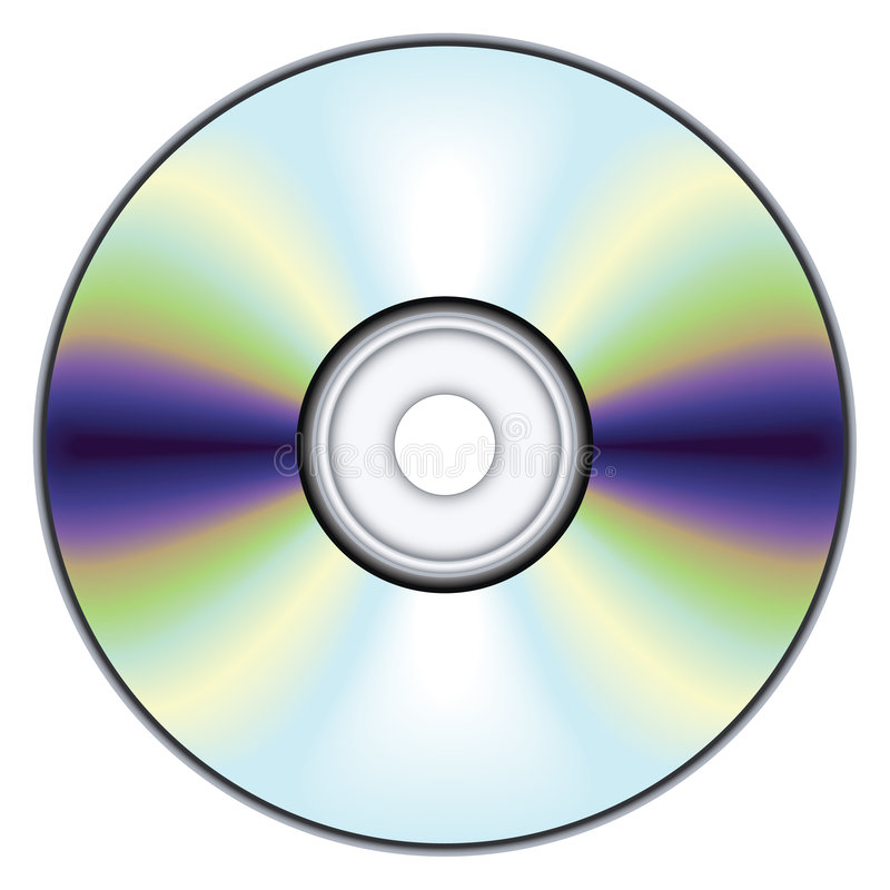 Free Compact Disc Royalty Free Stock Photography - 5676737