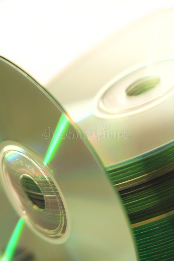 Free Compact Discs Stack And CD Stock Photos - 2717173