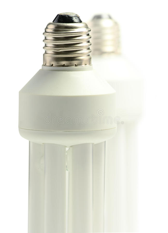 Download Compact fluorescent lamp stock image. Image of light - 19644455