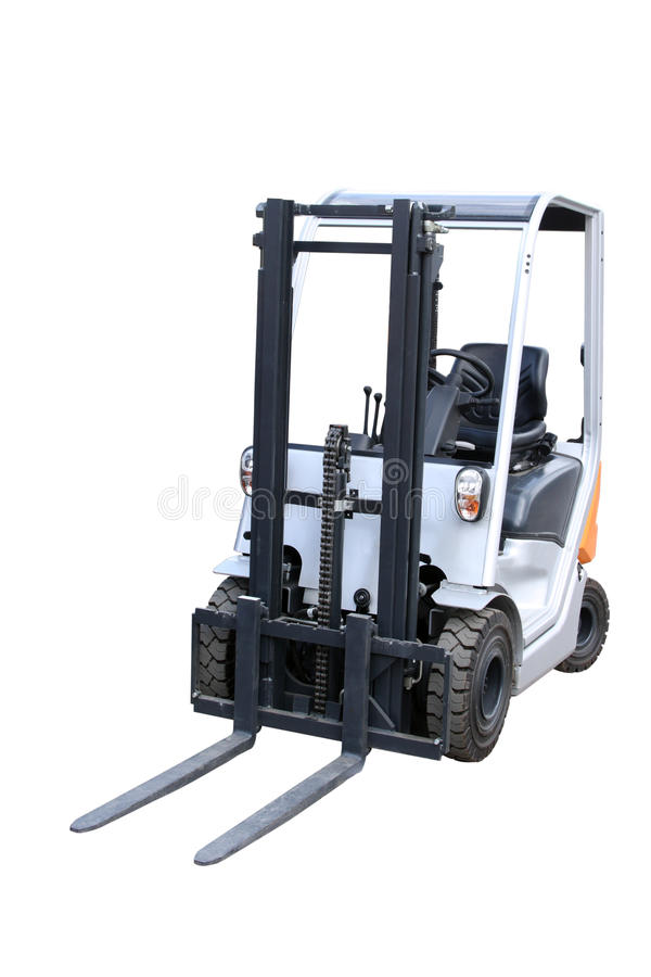 Download Compact loader stock photo. Image of tractor, rural, agronomics - 20474580