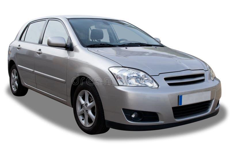 Compacte Auto stock afbeeldingen