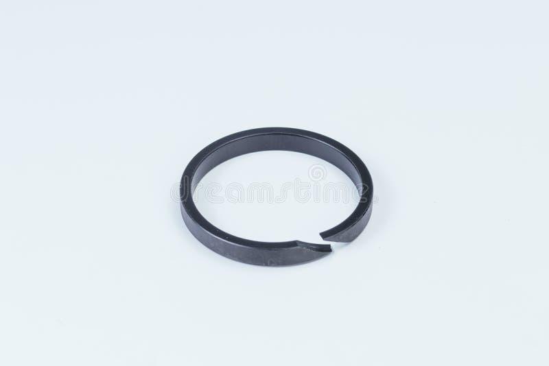 compaction Cilindro hidráulico Selos, anéis de selagem Limpadores, anéis do guia, anéis protetores poliuretano imagens de stock royalty free