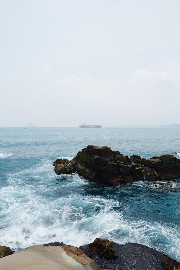 Compagni Blankscape di viaggio dell'isola fotografie stock