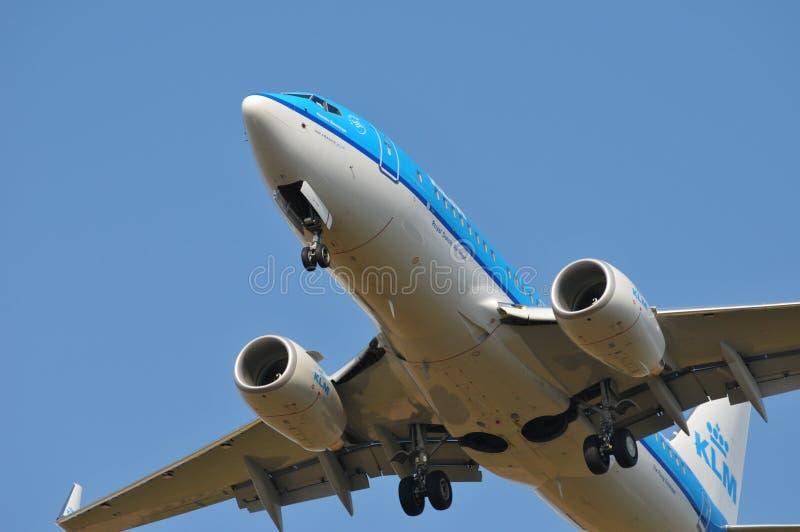 Compagnie aérienne de KLM images stock