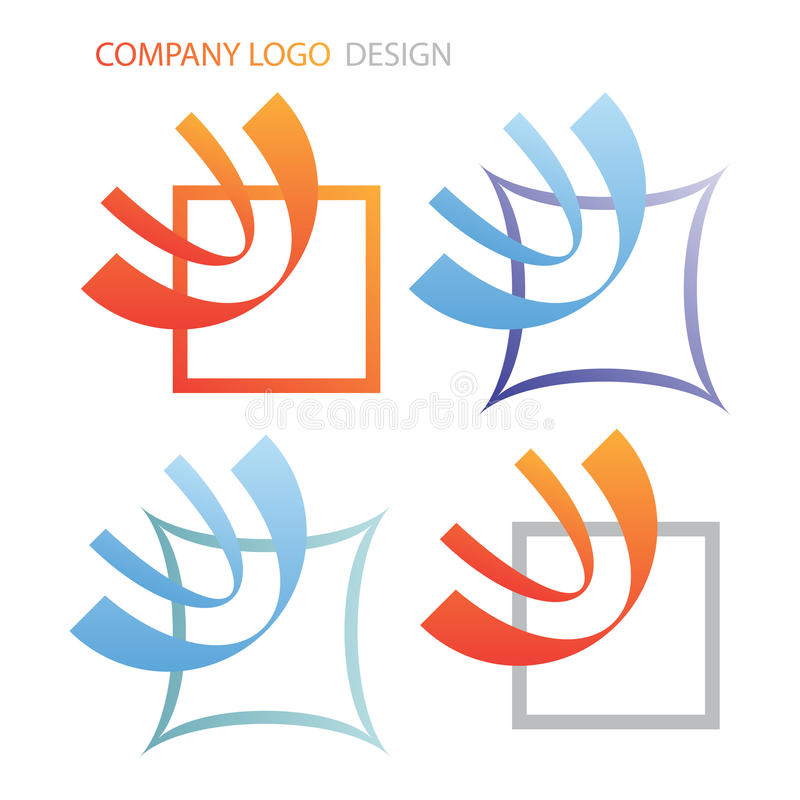 Download Company business logo stock illustration. Image of creative - 11411058