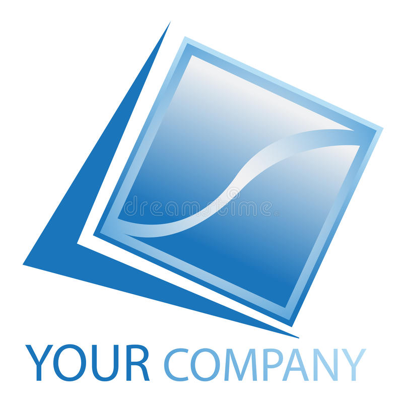 Download Company business logo stock illustration. Illustration of decoration - 11561976
