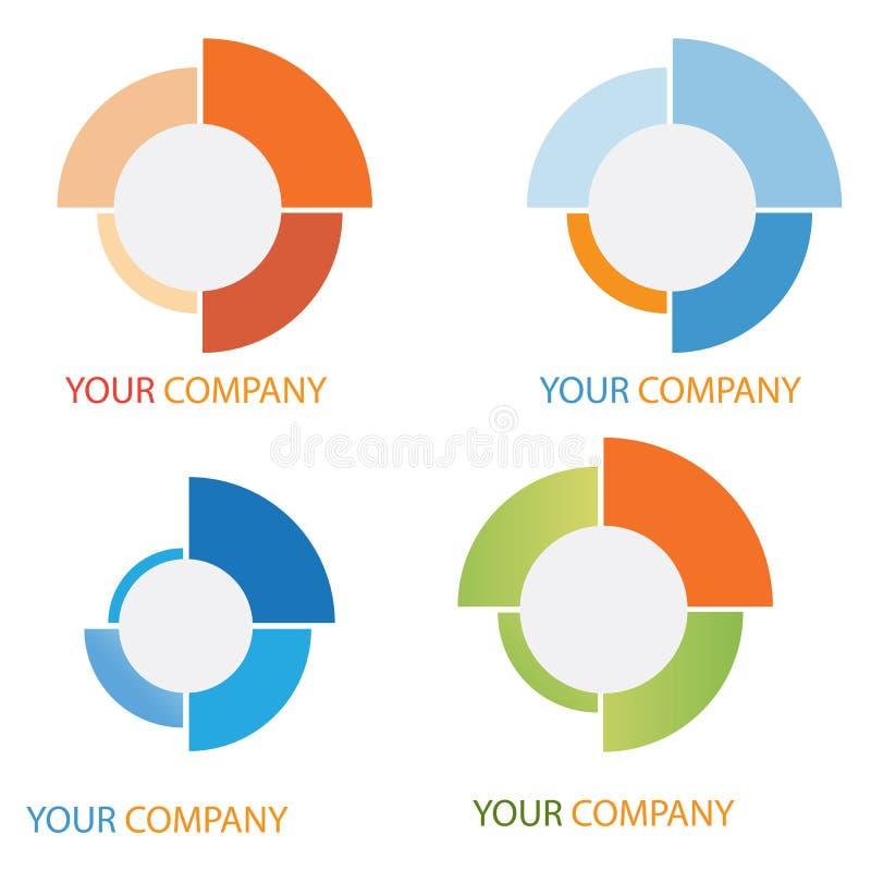 Download Company business logo stock illustration. Illustration of dimension - 11769746