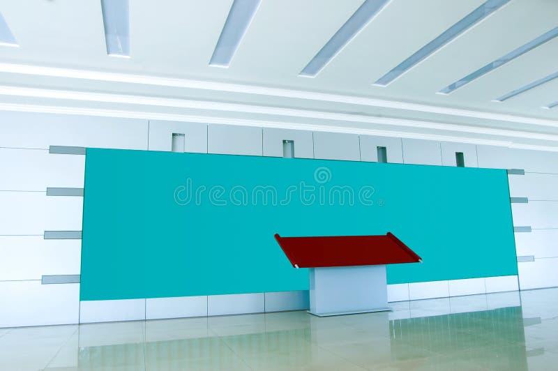 Download Company Hall stock image. Image of trend, corridor, modern - 17371987