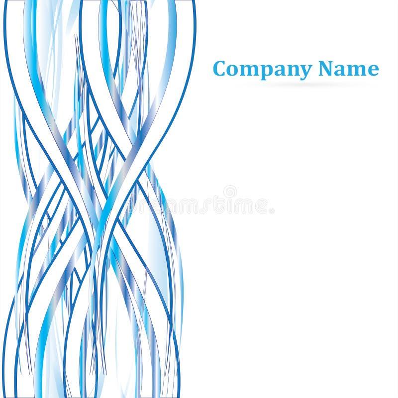 Company_logo ilustración del vector