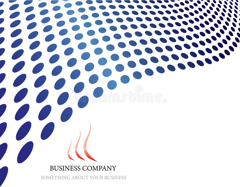 Company logo royalty free stock photography