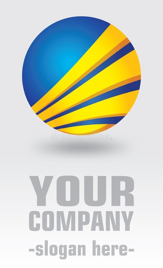 Download Company logo design stock illustration. Image of emblem - 26242930