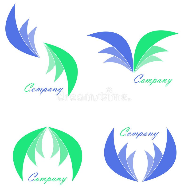 Free Company Logo Pack Royalty Free Stock Images - 8166799