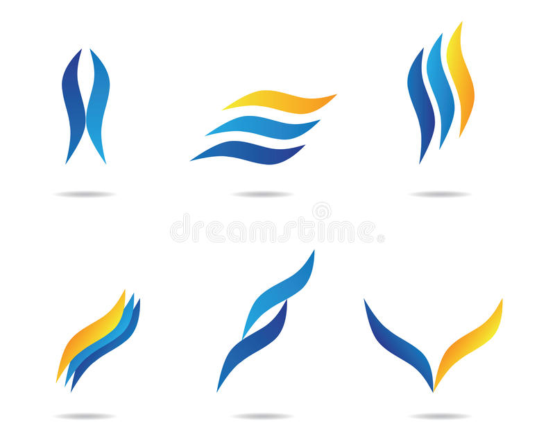 Download Company logos stock illustration. Image of colorful, signs - 18252420