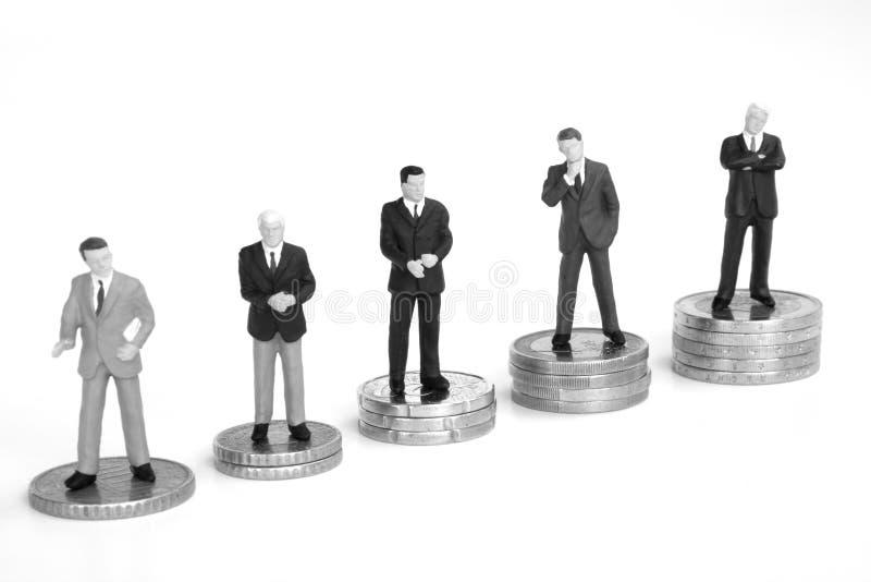 Company money stock photography