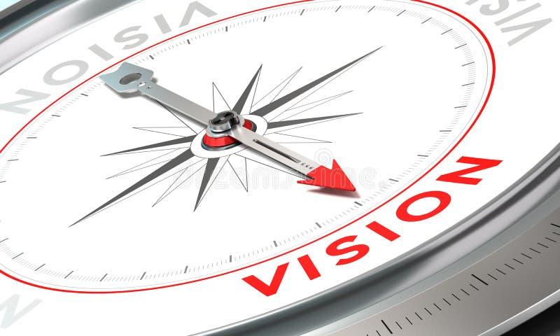 Company Statement, Vision royalty free illustration