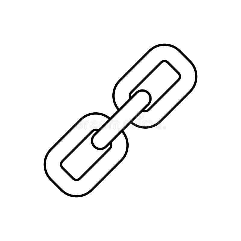 Compartilhando do símbolo social ilustração stock
