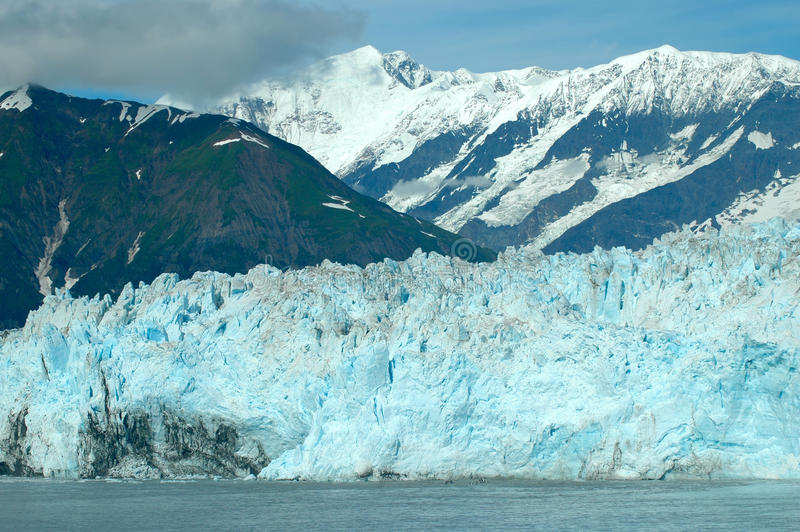 Compartiment de glacier photo libre de droits