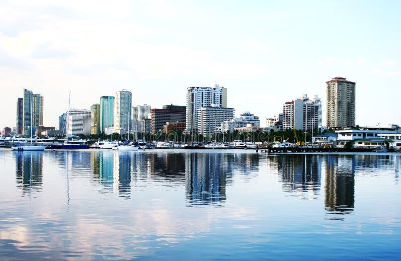 Compartiment de Manille photos libres de droits