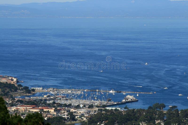 Compartiment de Monterey photographie stock libre de droits