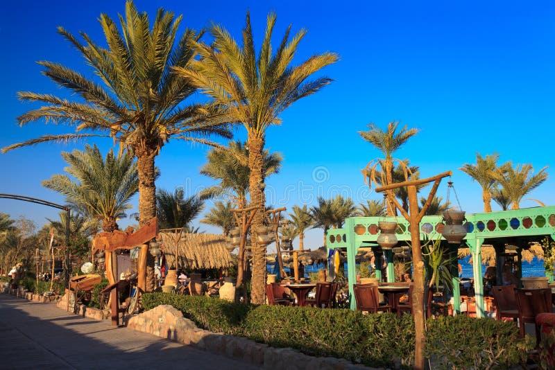 Compartiment de Naama dans Sharm El Sheikh photo stock
