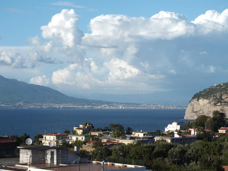 Compartiment de Naples image libre de droits