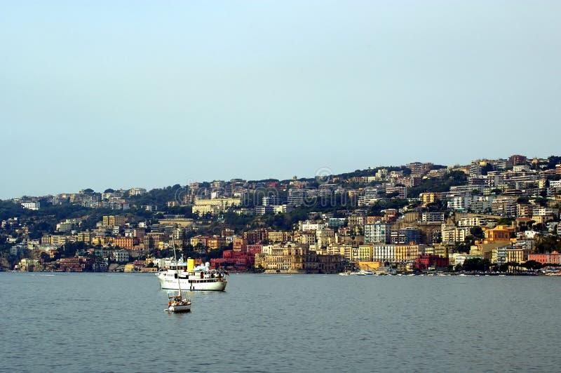 Compartiment de Naples Italie photo libre de droits