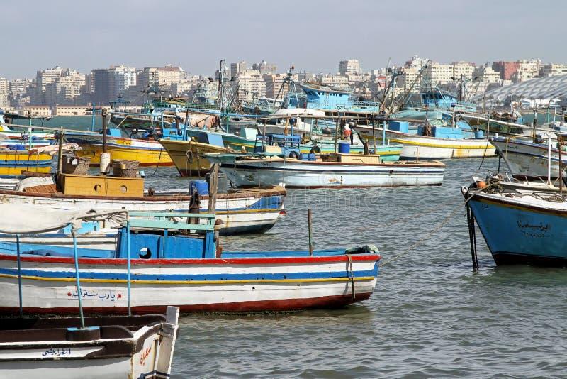 Compartiment de pêcheur image stock