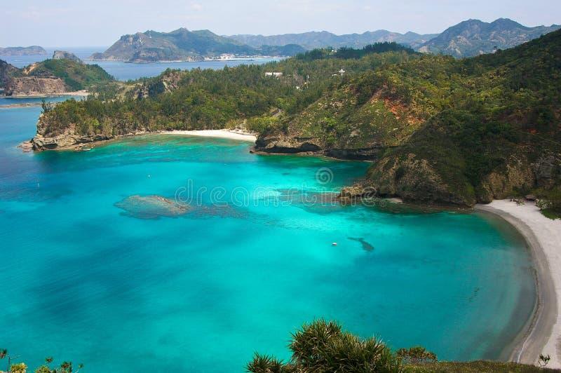 Compartiment de paradis au Japon photographie stock