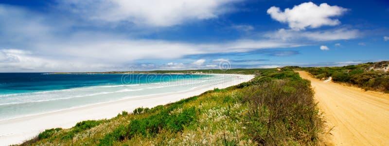Compartiment de Vivonne, île de kangourou image libre de droits