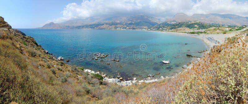 Compartiment en Crète photos libres de droits
