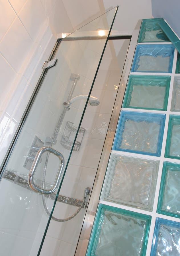 Compartimento do chuveiro imagem de stock royalty free