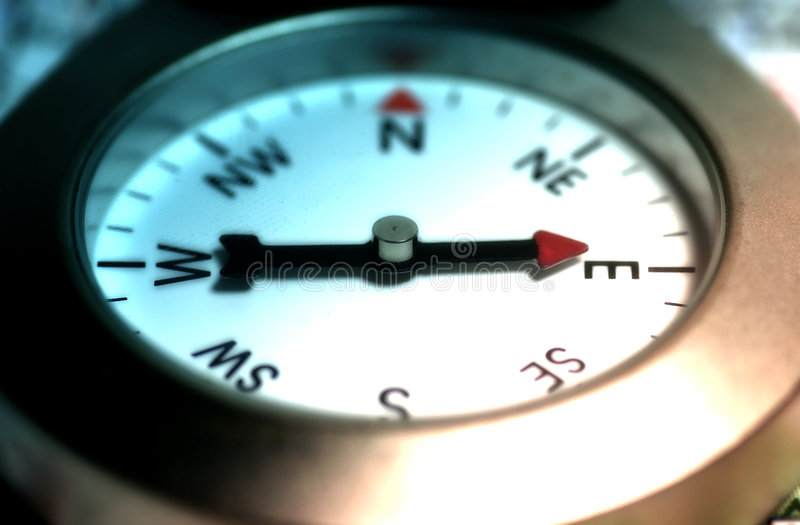Compas image libre de droits