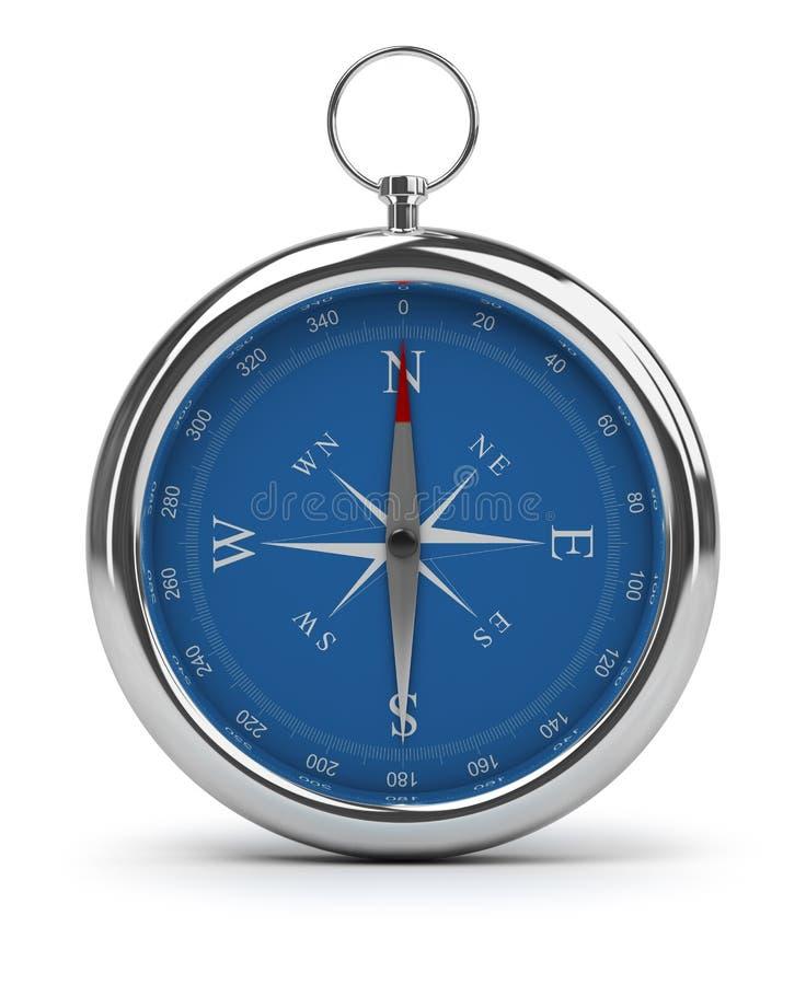 Compas illustration stock