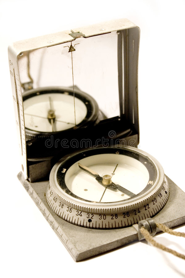Compas stock afbeelding