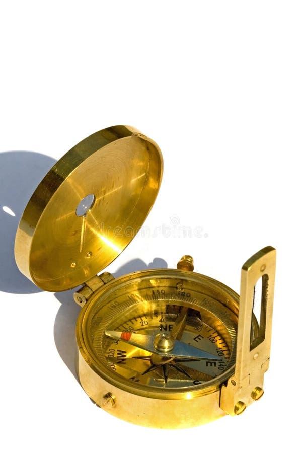 Compas antique photographie stock